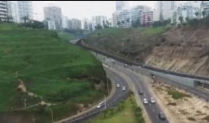 Viaducto Armendáriz estaría listo a mediados de abril del 2019