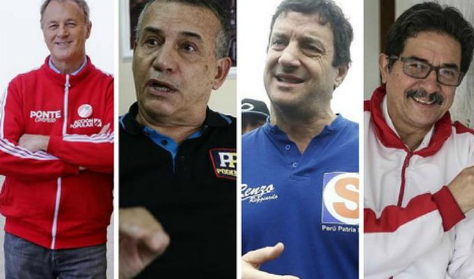 Este domingo será el primer debate entre candidatos a la alcaldía de Lima