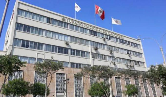 Jurado Nacional de Elecciones dio por concluido el proceso de referéndum