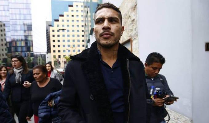 """Paolo Guerrero sigue """"batallando"""" para demostrar su inocencia"""