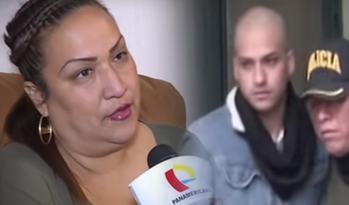 Madre de Piero Gaitán se pronuncia por la acusación de violación que afronta su hijo