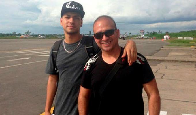 "Rodolfo Gaitán Castro: ""Toda la familia está sufriendo por Piero"""
