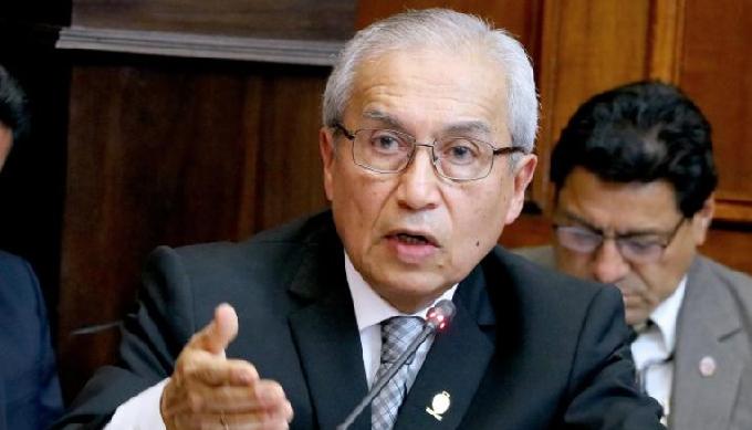 Según encuestas, el 77% de los peruanos rechazan a Pedro Chávarry