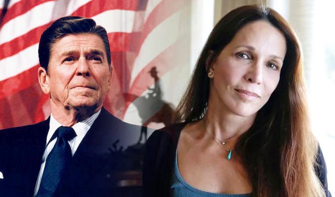 Hija de Ronald Reagan revela que fue víctima de violación sexual hace 40 años
