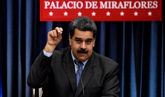Venezuela: Maduro anunció cierre de la frontera con Brasil y evalúa lo mismo con Colombia