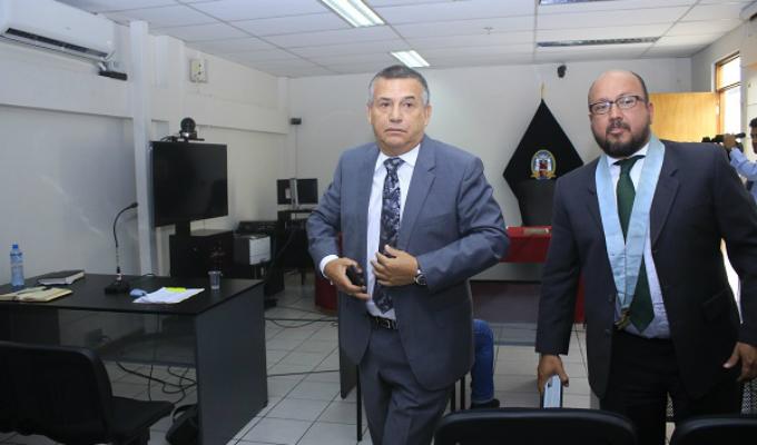 Caso Bustios: Urresti reiteró que se retiraría de elecciones si sentencia es condenatoria