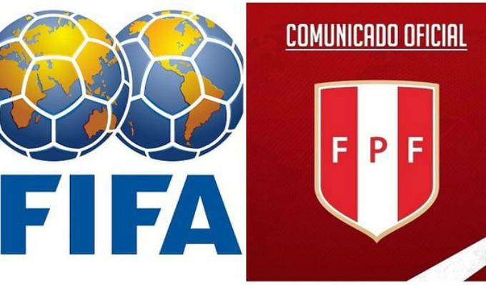 FIFA advierte que suspenderá a la FPF si congreso modifica 'Ley de Fortalecimiento'