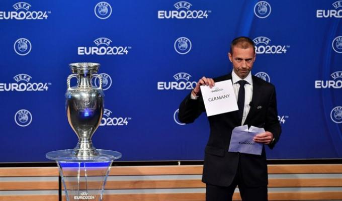 Alemania organizará la Eurocopa 2024 por segunda vez en su historia