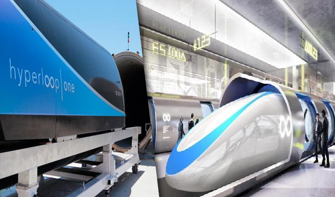 """España: presentan la primera cápsula para el tren supersónico """"Hyperloop"""""""