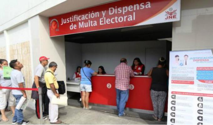 Sepa desde cuándo podrá tramitar justificaciones por no votar en las Elecciones 2018