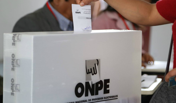 Elecciones municipales complementarias se realizan hoy en 12 distritos del país