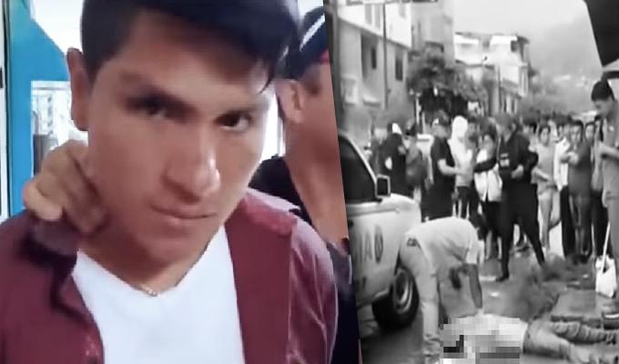 Tingo María: sujeto asesina a cuchilladas a hombre al encontrarlo con su enamorada