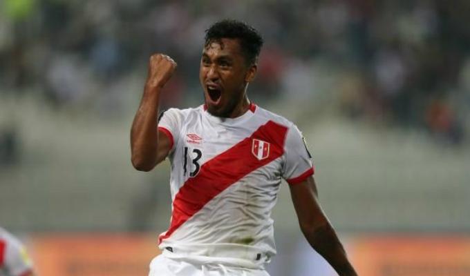 Renato Tapia se unió a la Selección Peruana