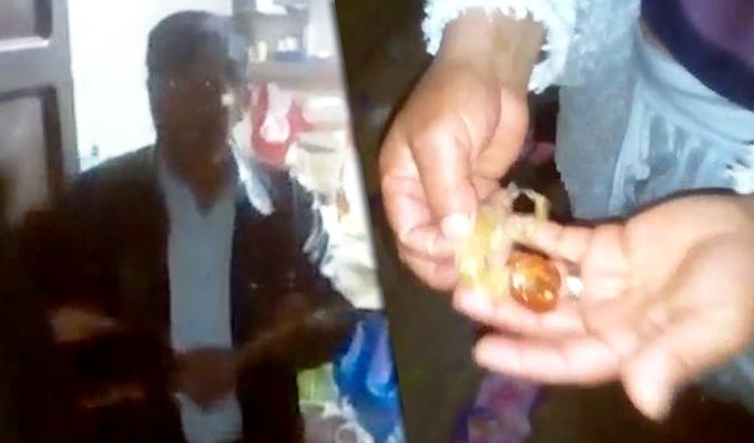 Huancayo: sujeto ataca con rocoto zona íntima de su esposa