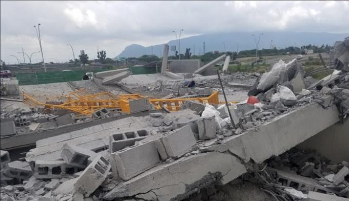 Tragedia en México: al menos 3 muertos tras derrumbe de techo de centro comercial