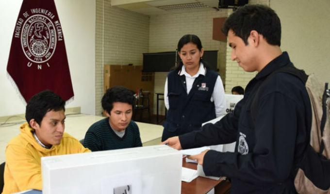 Referéndum: Jóvenes que cumplan 18 años hasta el 9 de diciembre participarán
