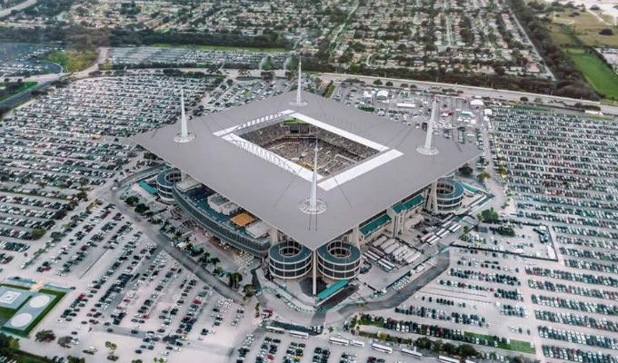 Perú vs Chile: Conoce el Hard Rock Stadium, el lugar donde se jugará el clásico