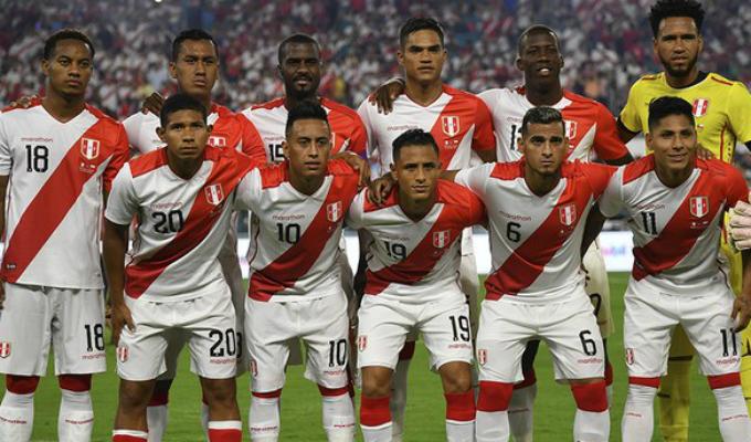 Ránking FIFA: Selección peruana cerró el 2018 en este lugar