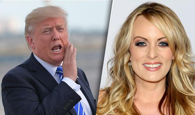Donald Trump insultó a la actriz Stormy Daniels vía mensaje de twitter