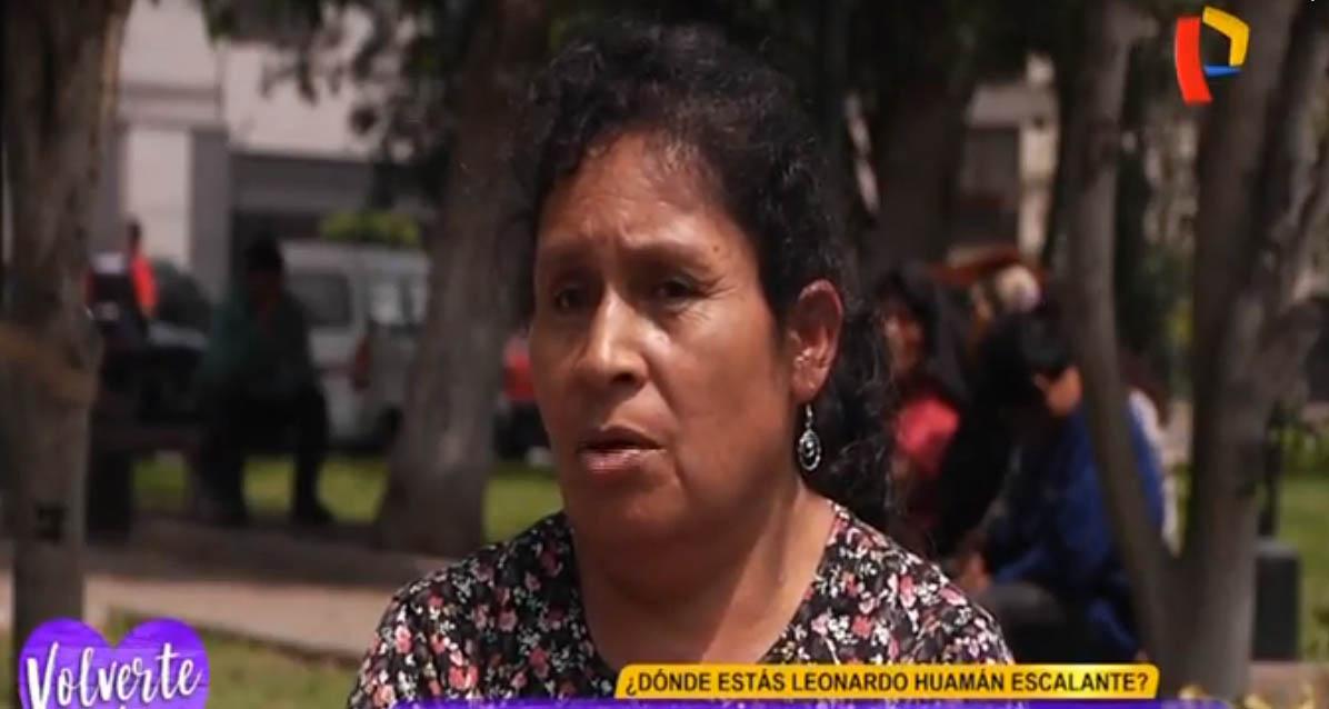 Juana Huamán busca a su hermano desaparecido hace 30 años en Apurímac