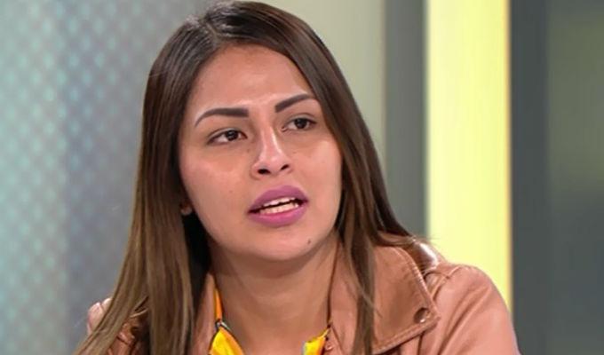 """Margury Aguilar: """"Me ratifico totalmente en mi denuncia contra Piero Gaitán"""""""