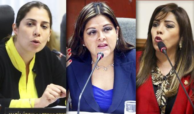 Según RPP: Letona, Aramayo y Beteta pusieron sus cargos a disposición como voceras de FP