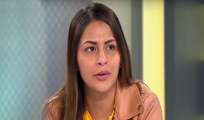 Margury Aguilar habla a horas de definirse situación de Piero Gaitán