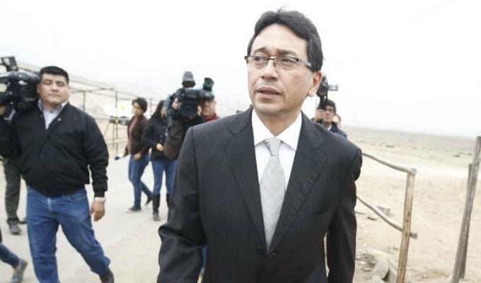 Abogado Humberto Abanto será investigado por lavado y corrupción