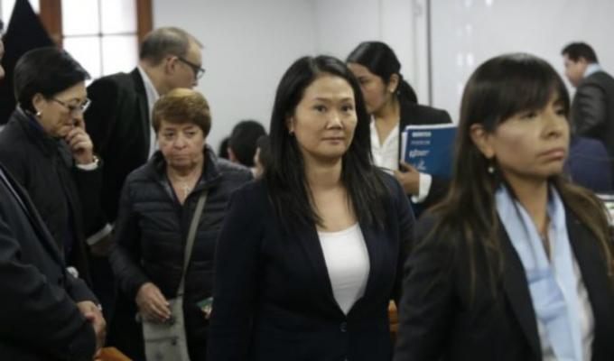 Keiko Fujimori: fiscal Domingo Pérez brindó varias revelaciones durante audiencia
