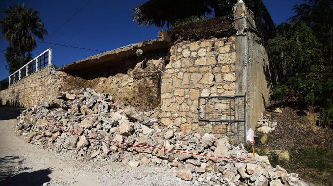 Impactantes imágenes del terremoto de 6.4 grados que sacudió Grecia