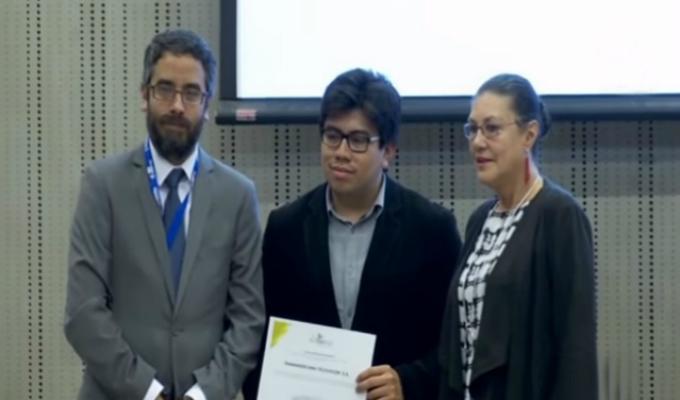 Panamericana Televisión recibió importante premio de Concytec