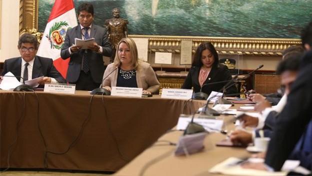 Subcomisión de Acusaciones Constitucionales no sesionó por falta de quórum