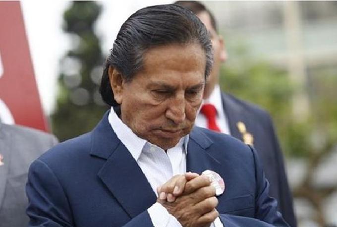 Proceso de extradición de Alejandro Toledo tardaría más de 2 años en resolverse