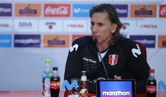 Ricardo Gareca: ¿Renunciaría si Perú es suspendido por la FIFA?