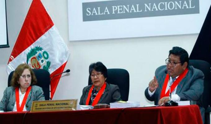 Desestiman recusación del MP contra sala que anuló detención de Keiko Fujimori