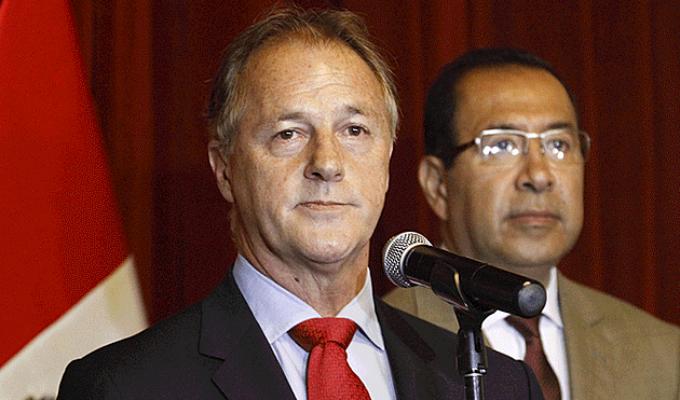 Jorge Muñoz inicia su gestión cambiando el logotipo de la Municipalidad de Lima
