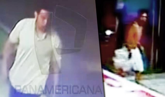"""Cámaras de seguridad registraron al presunto asesino de alias """"Jota"""""""