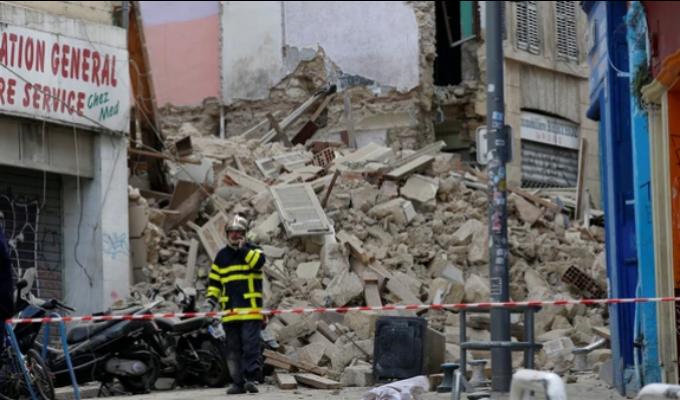 Francia: peruano estaría entre fallecidos tras derrumbe en Marsella