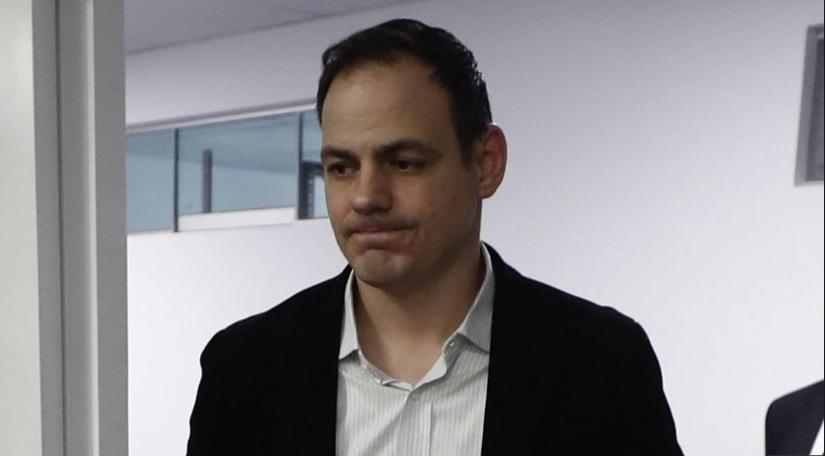 Dictan impedimento de salida del país a Mark Vito