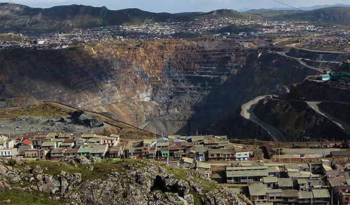 Cerro de Pasco: residentes afectados por la contaminación
