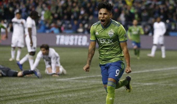 Raúl Ruidíaz es nominado como el 'Latino del Año 2018' en la MLS