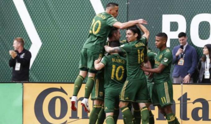 Portland Timbers derrotó 4-2 a Seattle Sounders en penales