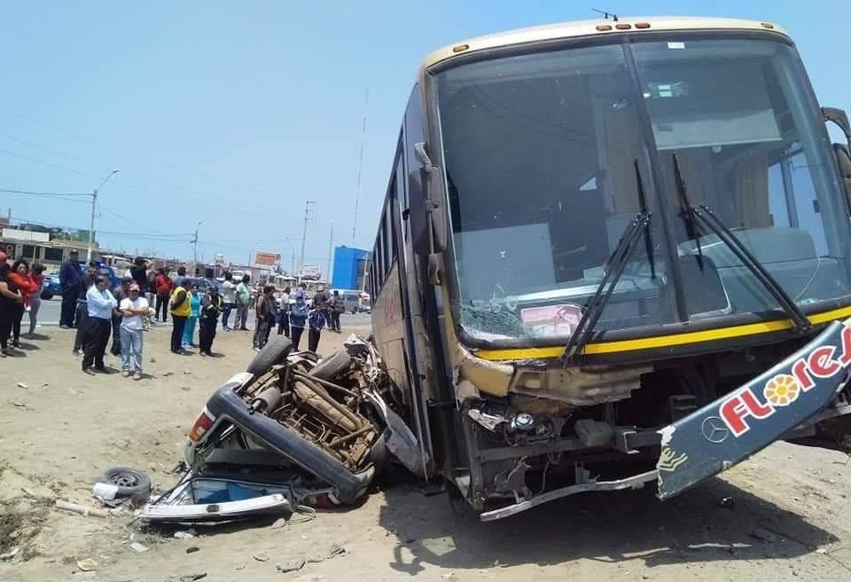 Panamericana Sur: Fatal accidente de tránsito deja un muerto en Asia