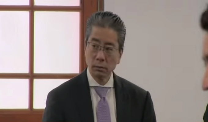 Sala Penal Nacional reanuda audiencia de prisión preventiva para Jorge Yoshiyama