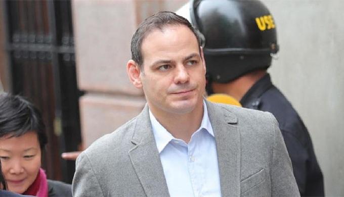 Mark Vito: realizan audiencia para determinar impedimento de salida del país