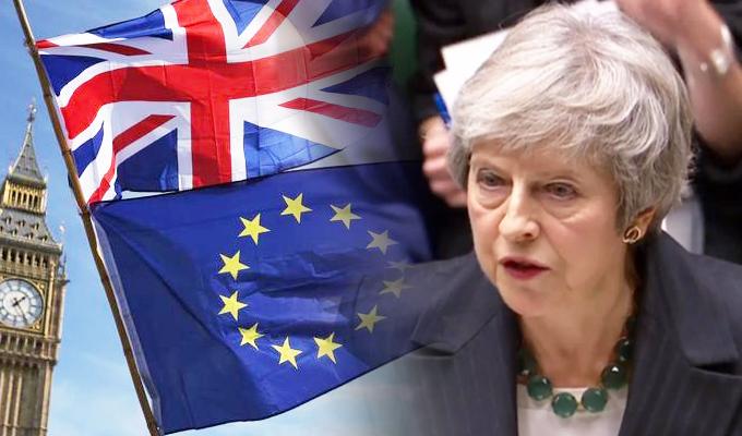Theresa May pide prorrogar el Brexit hasta el el 30 de junio
