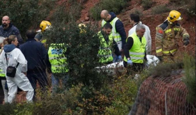 Descarrilamiento de tren en España deja un muerto y 49 heridos