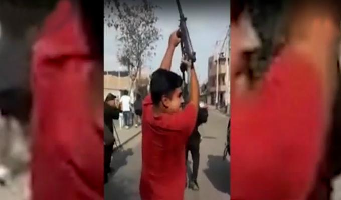 Trujillo: realizan disparos al aire en entierro del 'Gordo Julio'