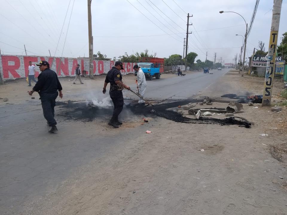Barranca: población acata paro de 24 horas tras violación y asesinato de niña de 10 años