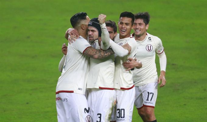 Universitario de Deportes presentó a su primer refuerzo para el 2019